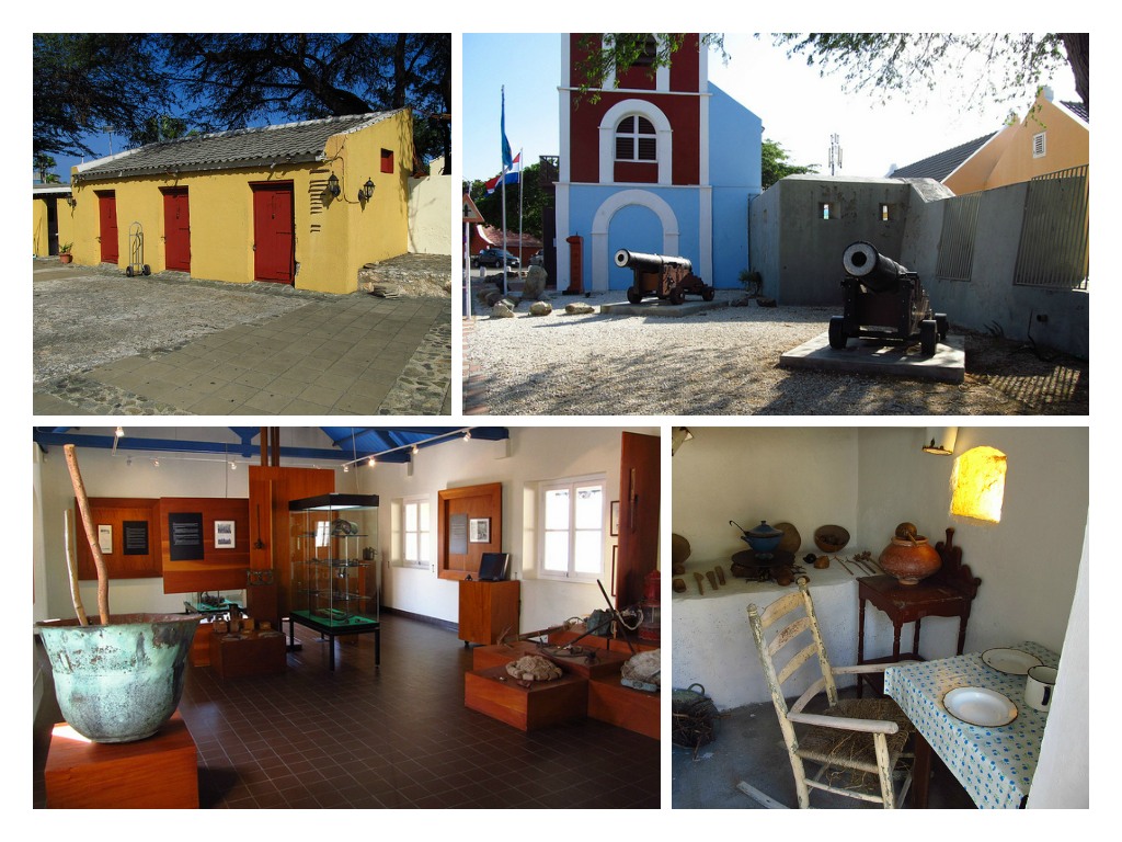 Fort Zoutman Historical Museum