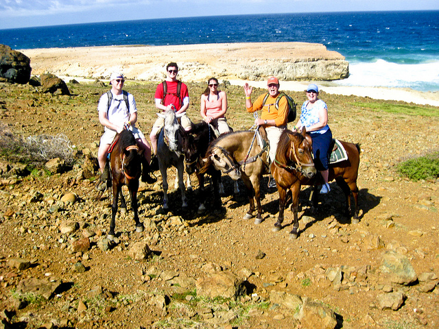 Horseback Riding on Wariruri Beach