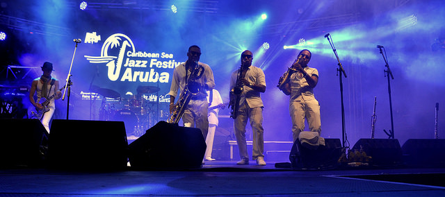 Caribbean Sea Jazz Festival -- September 25 & 26, 2015: