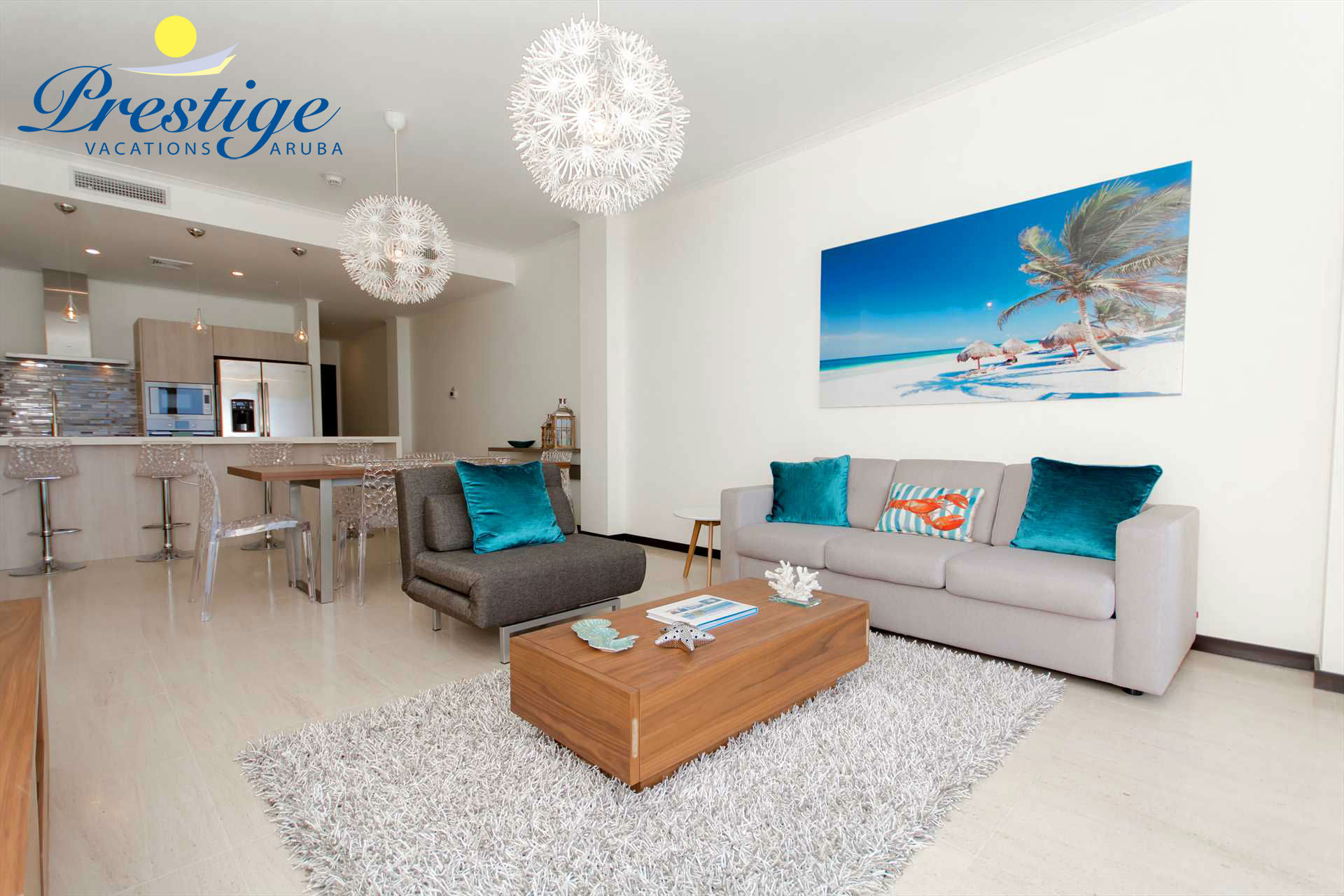 Your ultimate family luxury vacation rental living room!