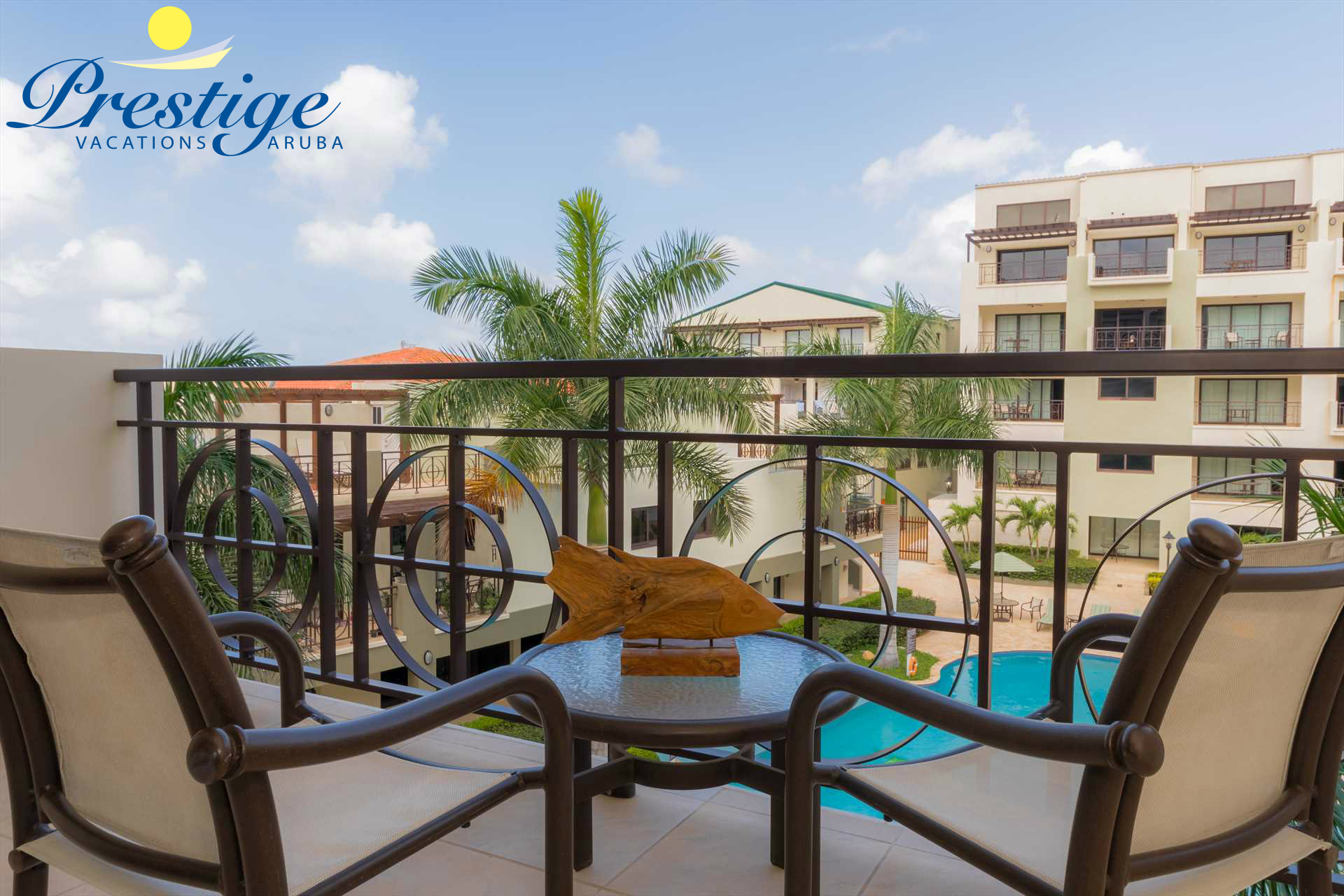 Welcome to your beautiful tropical escape, Coconut Palm One-bedroom condo PC314