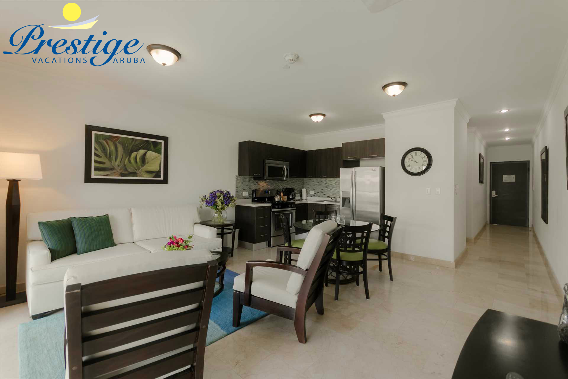 Your condo, Coconut Palm offers plenty of space and provides you with everything you need to feel right at home