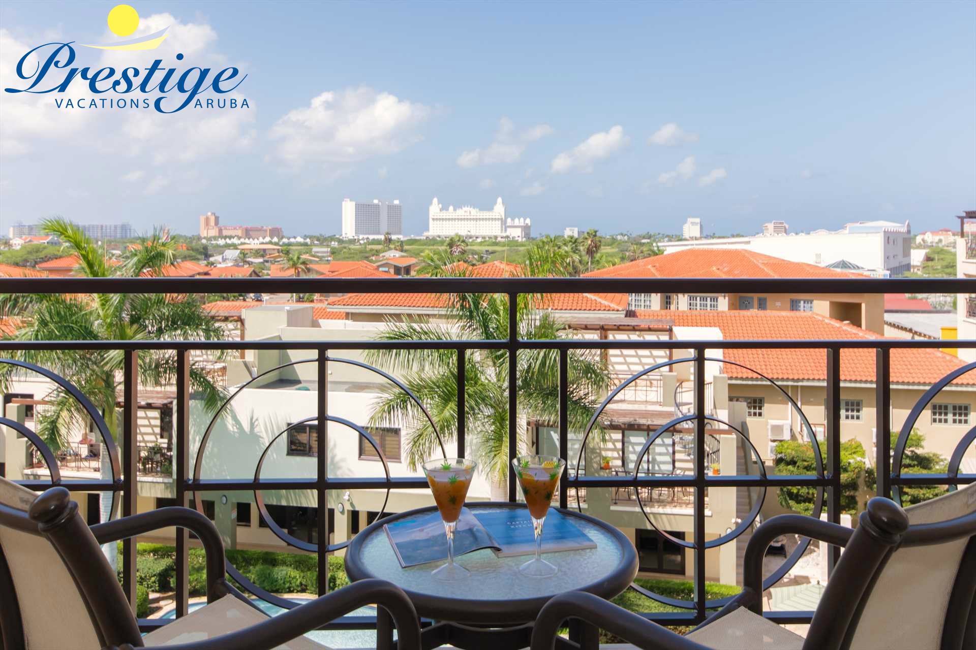 Welcome to the Divi Palm One-bedroom condo, your vacation home!