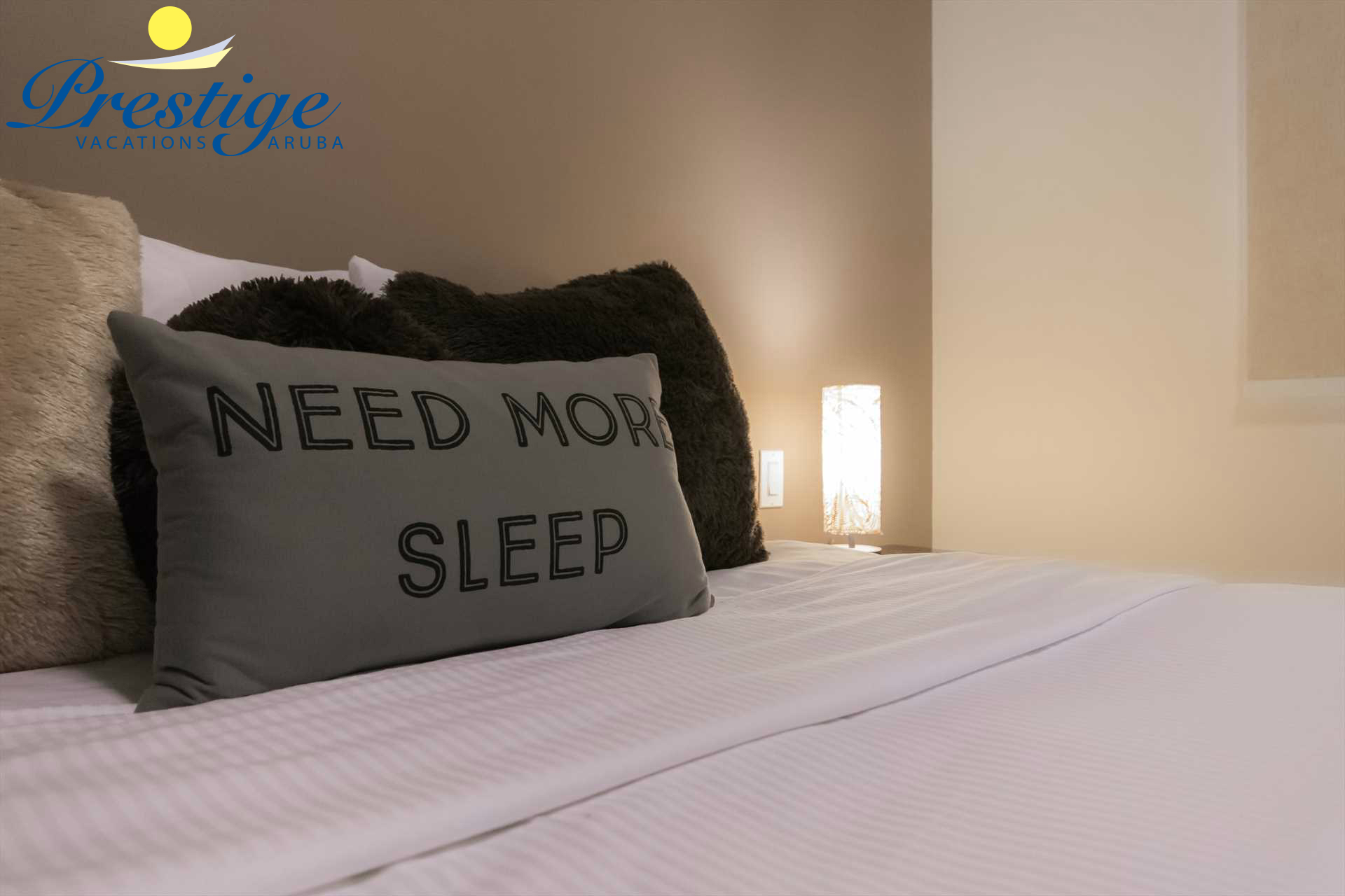 The Divi Palm provides you with everything you need for a good night's sleep