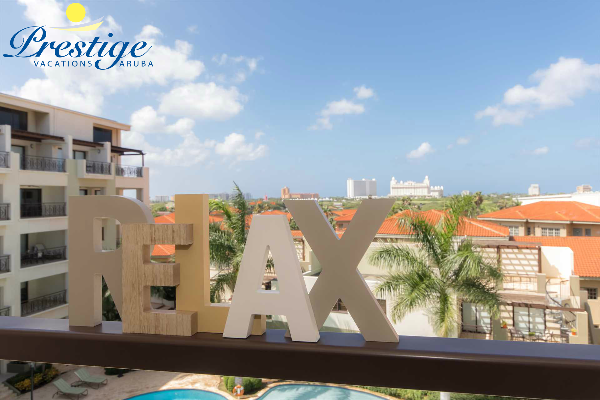 You will surely experience a relaxing time during your stay at the Divi Palm