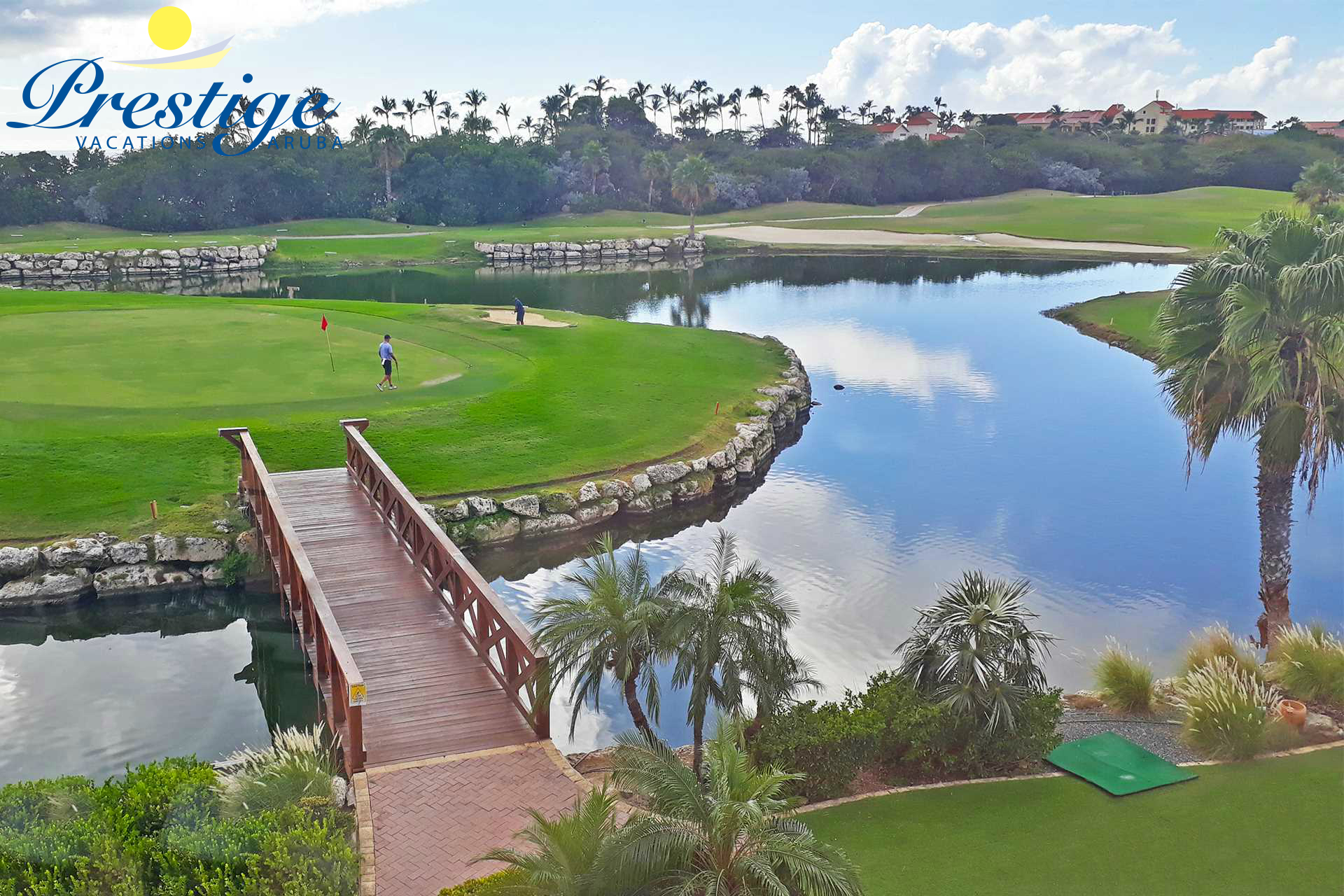 Enjoy an Aruba golf vacation at The Links at Divi Aruba