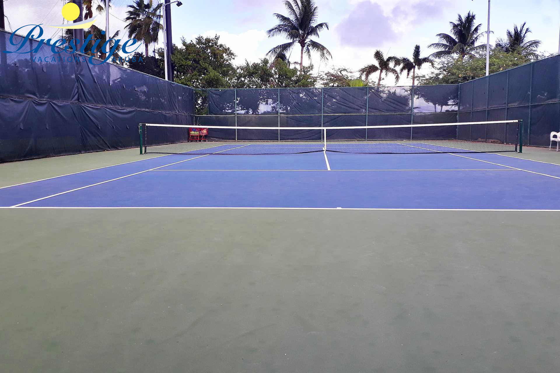 Tennis clinics and lessons provided by tennis professionals from Aruba Tennis