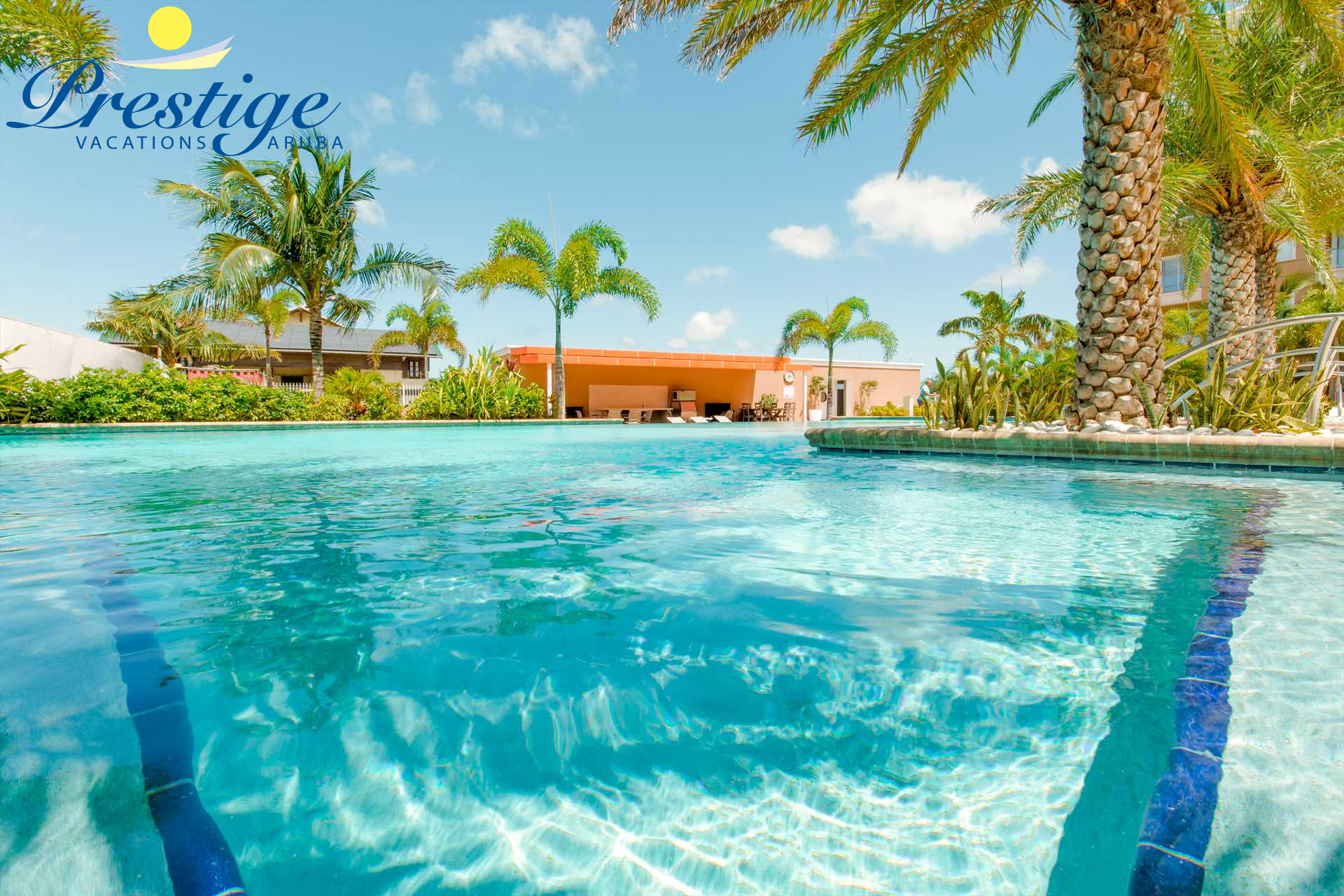 Indulge in the pool and unwind under the trees, the perfect vacation!