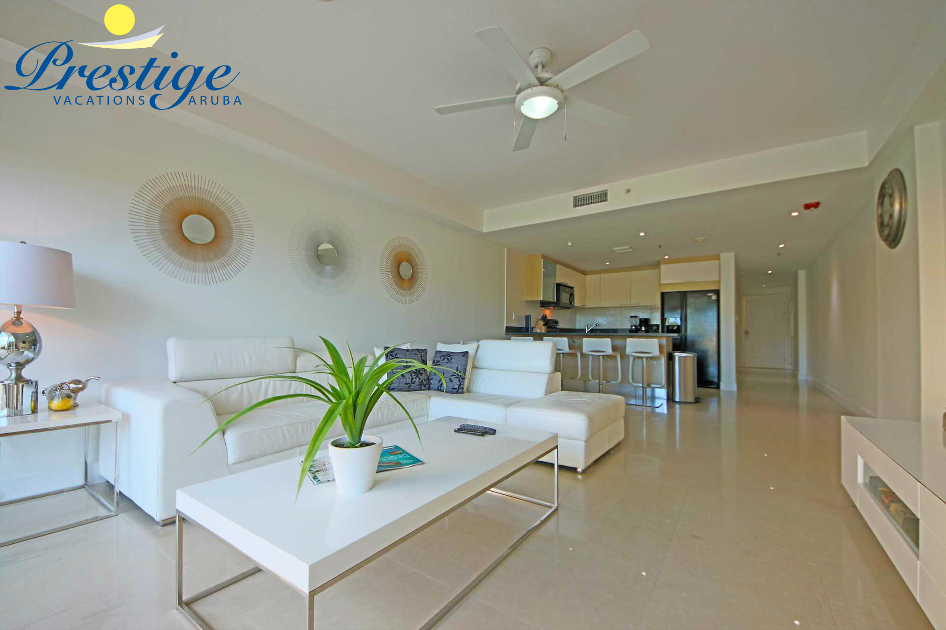 Your ultimate beachfront vacation rental living room