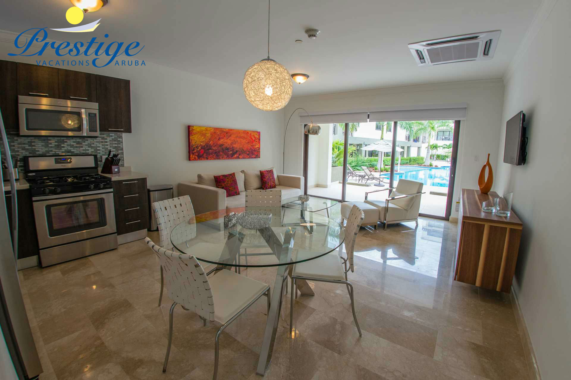 Welcome to the Lady Palm One-bedroom condo, your home away from home
