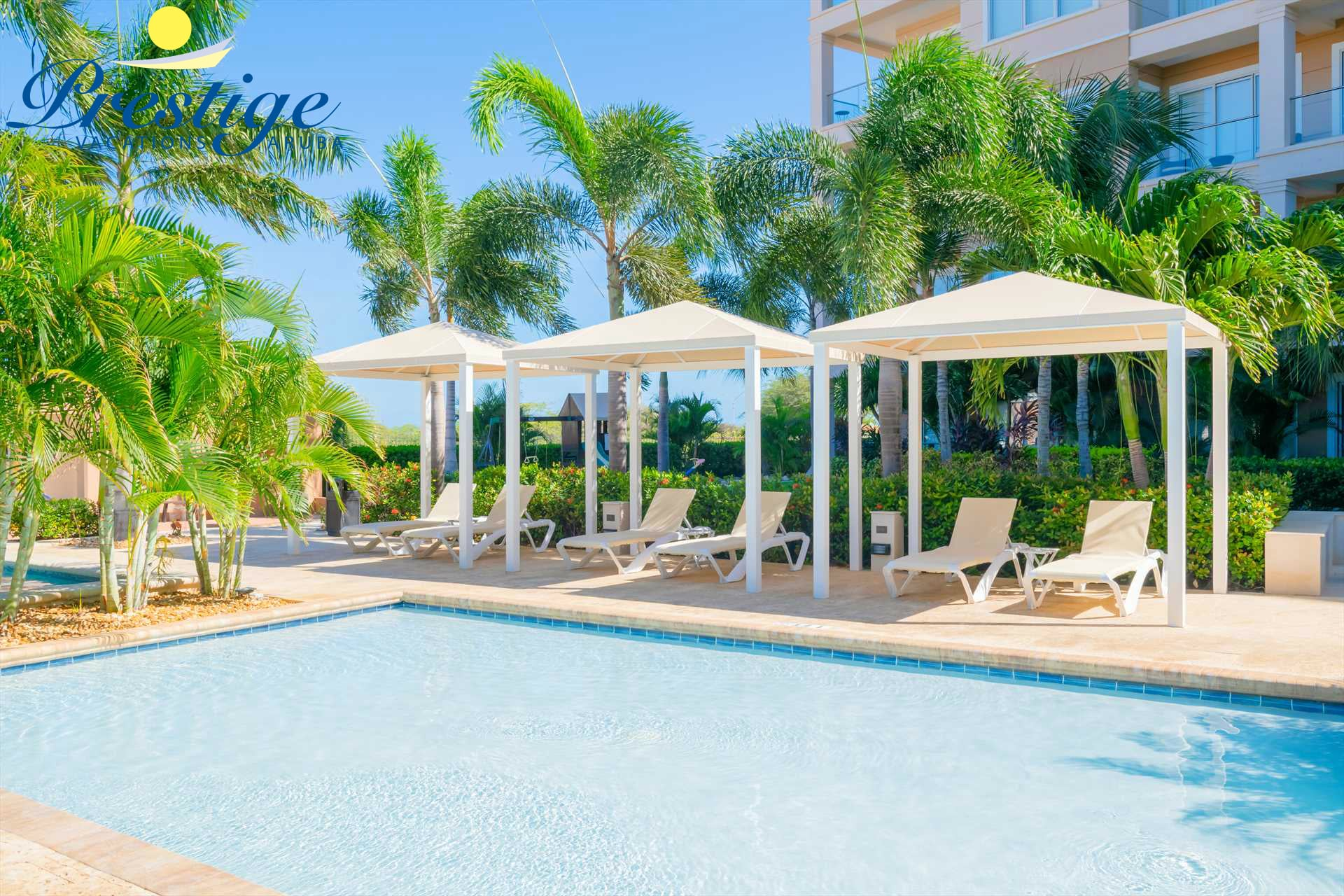 Relax and enjoy the Aruba weather at the LeVent Beach Resort Aruba